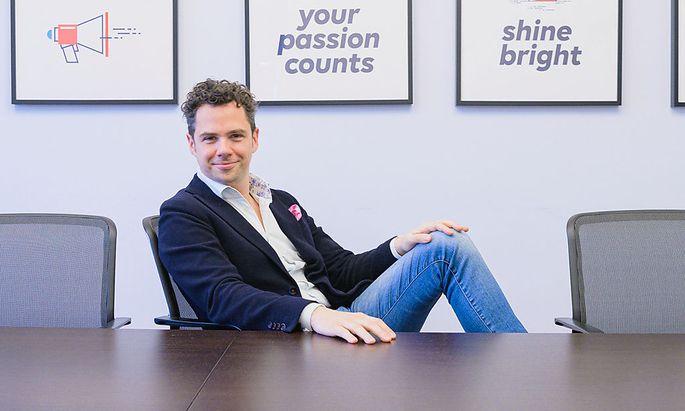 Kommunikationsexperte Philipp Maderthaner