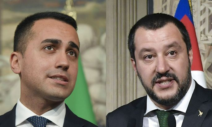 COMBO-FILES-ITALY-POLITICS-GOVERNMENT-PARTIES