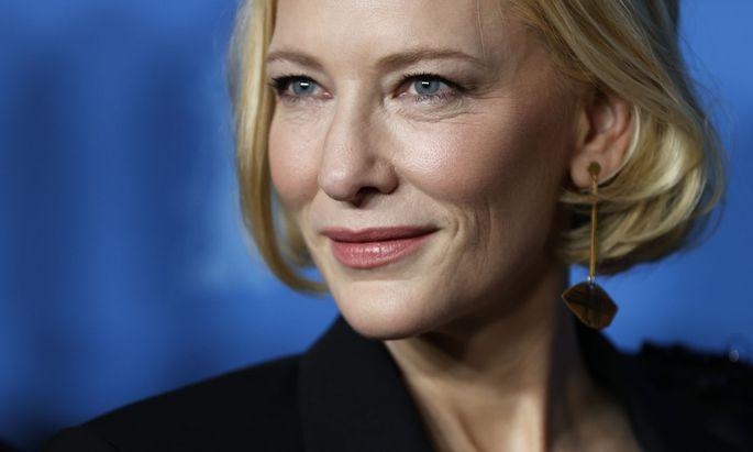 """In """"Stateless"""" hat Cate Blanchett eine Dreifachrolle: Sie ist Produzentin, schrieb am Drehbuch mit und ist in einer Nebenrolle zu sehen."""