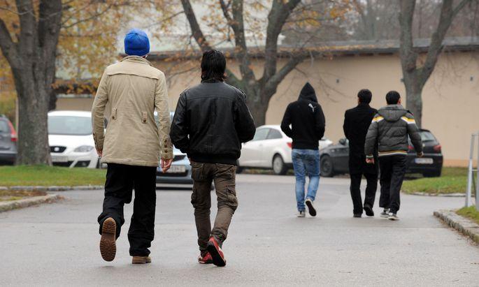 Viele Flüchtlinge finden schnell einen Job.