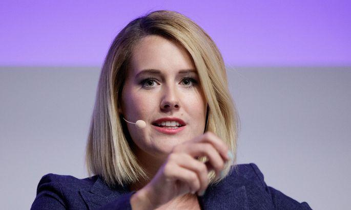 Die NEOS schicken Claudia Gamon als Spitzenkandidatin in die EU-Wahl.