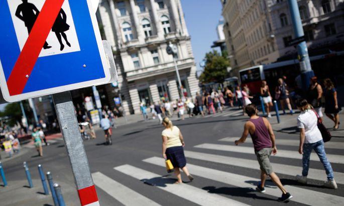 Neue Mariahilfer Straße: Abstimmung über Rückbau