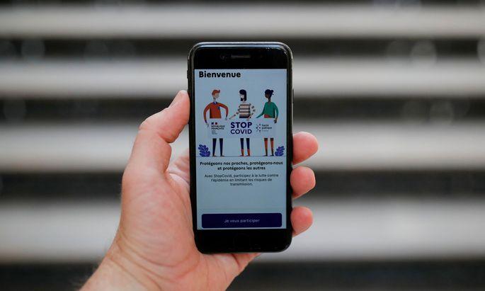 Deutschland Corona App