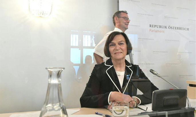Die bisherige Verfahrensrichterin Ilse Huber.