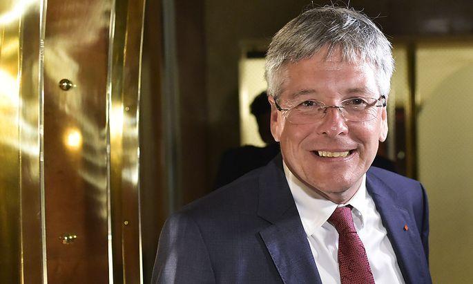 Kärntens Landeshauptmann Peter Kaiser (SPÖ)