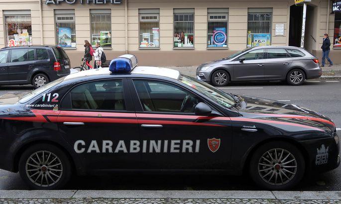 Riesen-Razzia gegen italienische Mafia: Hunderte Festnahmen