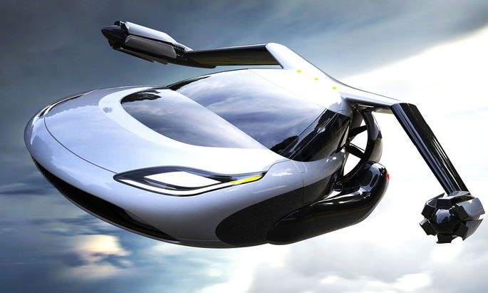 Ein fliegendes Auto soll Realität werden