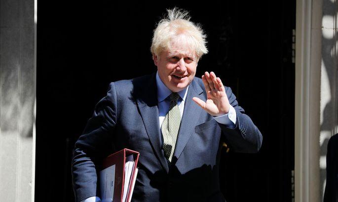 Die Coronakrise legte die Schwächen des britischen Premiers bloß.