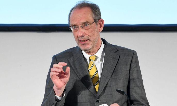 """""""Es müsste schon sehr viel Gravierendes passieren, dass eine Änderung kommt, aber davon gehe ich nicht aus"""": Bildungsminister Heinz Faßmann."""