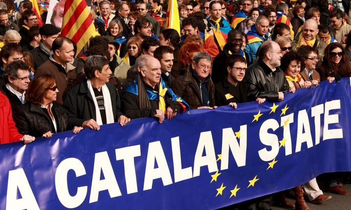 BELGIUM EU SPAIN REGION