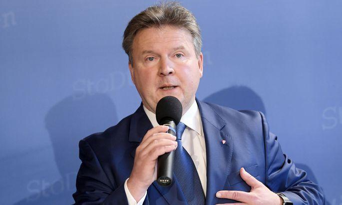 Wiens Bürgermeister und SPÖ-Chef Michael Ludwig