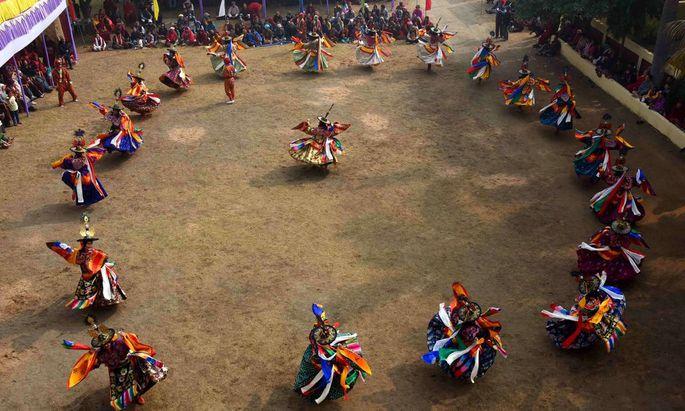 INDIA-BHUTAN-RELIGION-BUDDHISM