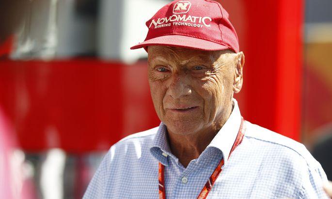 Niki Lauda: Es ist noch nichts passiert