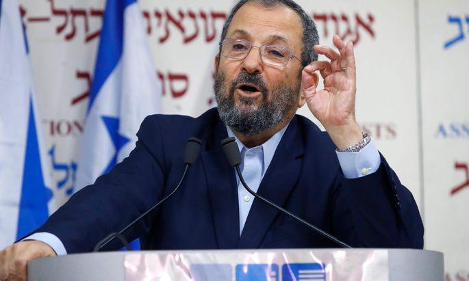 Barak sagt Netanjahu erneut den Kampf an.
