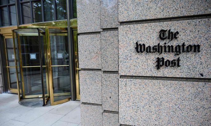 """""""Washington Post"""" bekommt erstmals in 144 Jahren eine Chefredakteurin"""