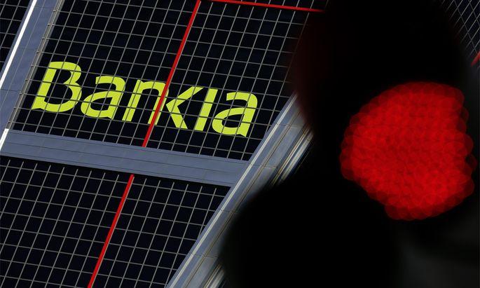 Spanien Bankia macht Milliarden