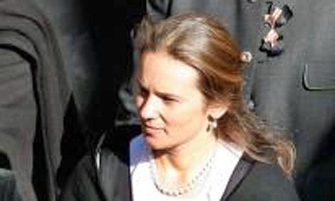 Haiders Tochter soll BZÖ in EU-Wahl führen