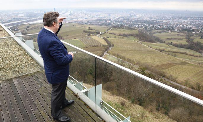 Wohin geht die Wiener SPÖ unter Michael Ludwig? Diese Frage soll am Wiener Kahlenberg beantwortet werden.