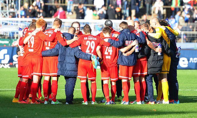 SOCCER - 2.DFL, Darmstadt vs RB Leipzig