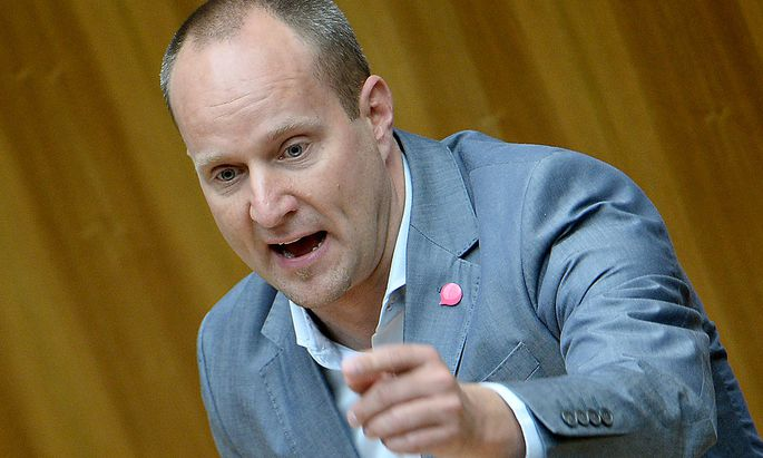 Nationalrat: Strolz' Immunität aufgehoben