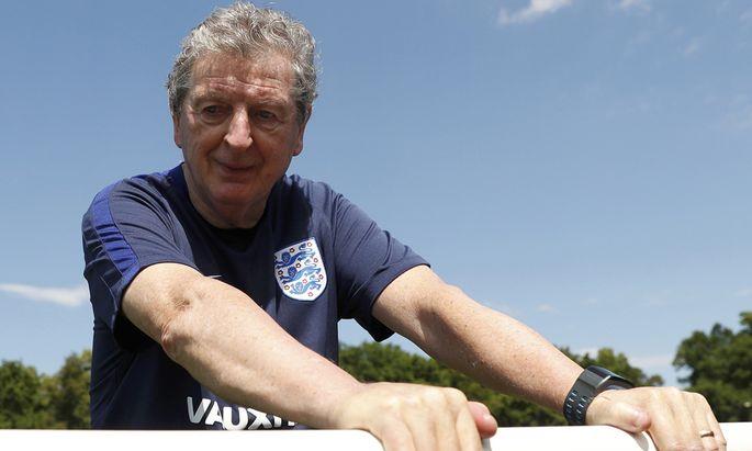 Roy Hodgson: Der Brite, 68, war der älteste Trainer bei dieser EM.
