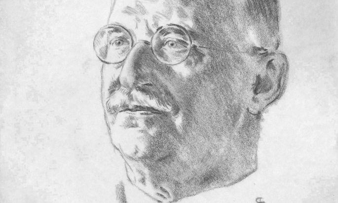 Per 1. Juli 1940 NSDAP-Mitglied: Franz Dinghofer, 1873 bis 1956.