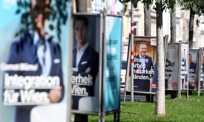 Eine Fülle von Versprechungen im Wiener Wahlkampf – wer hat die besten Argumente?