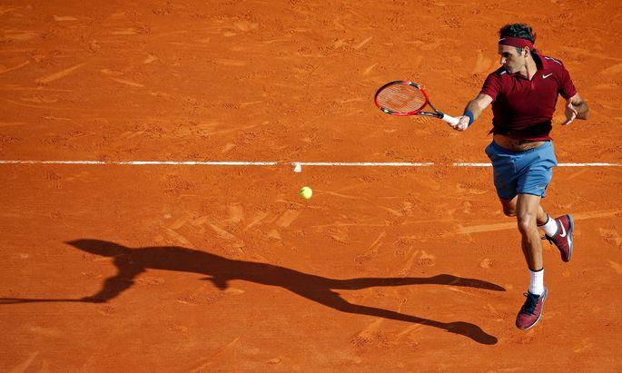 """Aufschlag ins Ungewisse: Roger Federer ist zurück in Paris, er sagt: """"Es ist erstaunlich, welche Selbstverständlichkeiten verloren gehen."""""""