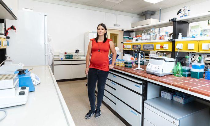 Victoria Klepsch erforscht an der Medizinischen Universität Innsbruck neue Gene, die den Immunzellen helfen, Tumore anzugreifen.