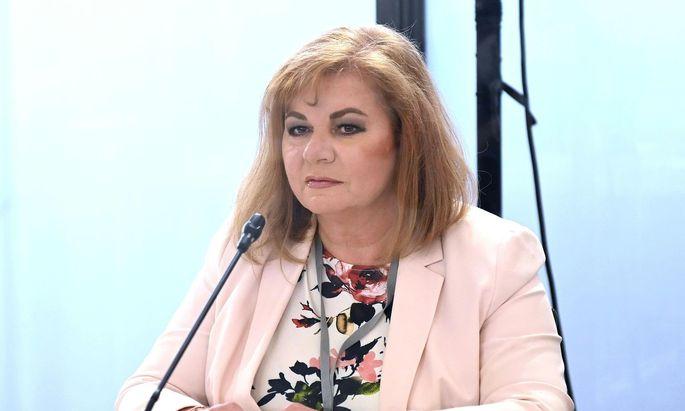 WKStA-Leiterin Ilse-Maria Vrabl-Sanda
