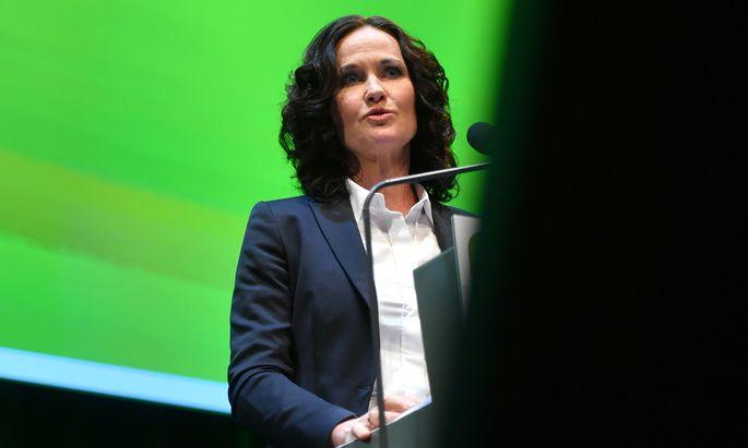 Die gegen Glawischnig gerichteten Hasspostings beschäftigen die Grünen noch immer.