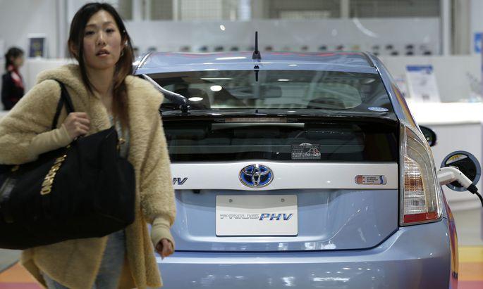 Toyota verkauft die meisten Autos und ist am profitabelsten