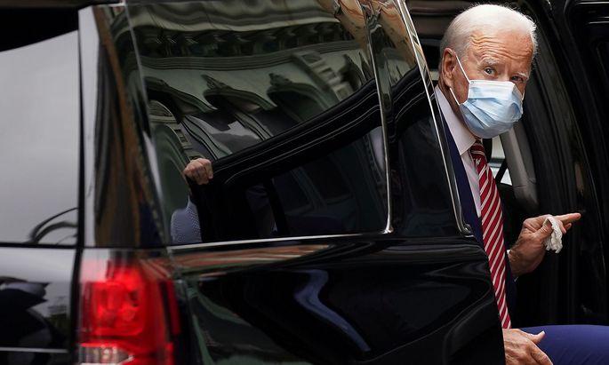 Der Austritt der USA aus dem Klimaabkommen soll nur ein kurzer sein, wenn es nach Joe Biden geht.
