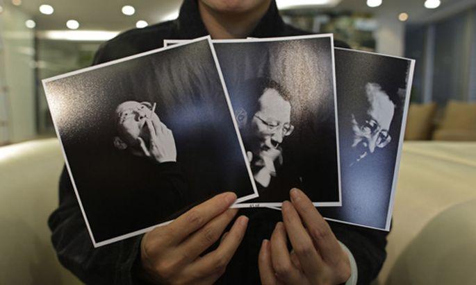 Xiaobo Mann Peking herausfordert