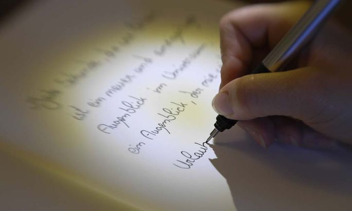 Schreiben rihe08561