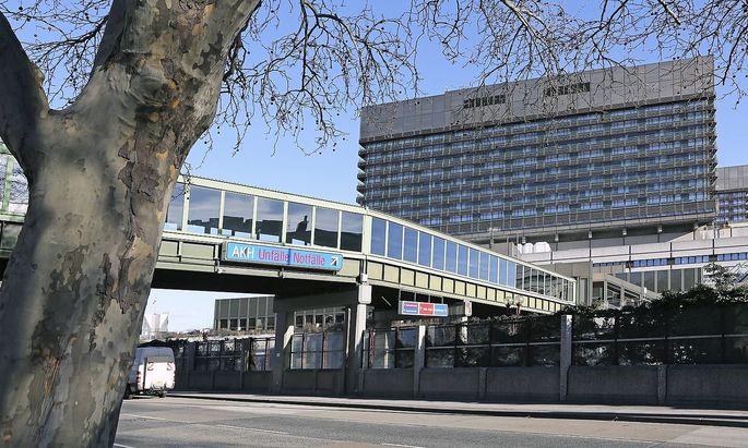 Archivbild: Das Allgemeines Krankenhaus der Stadt Wien