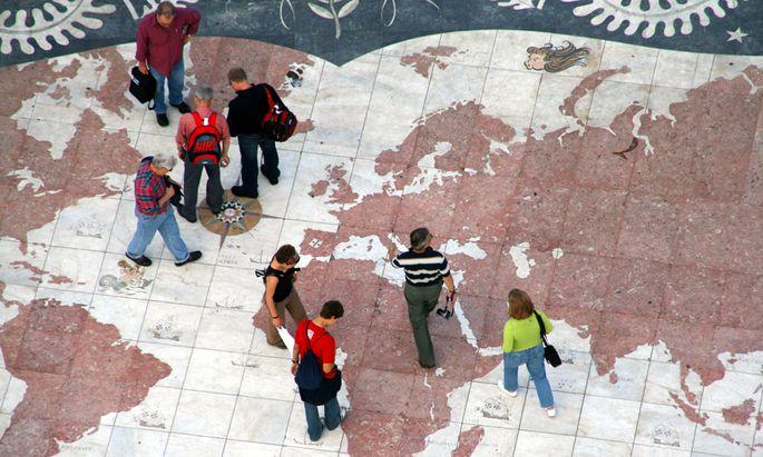 Migration Zuwanderung laesst sich