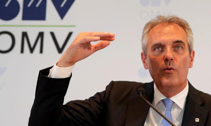 OMV- Chef Rainer Seele könnte den Strategieschwenk Richtung Asien schneller schaffen, als zuletzt gedacht.