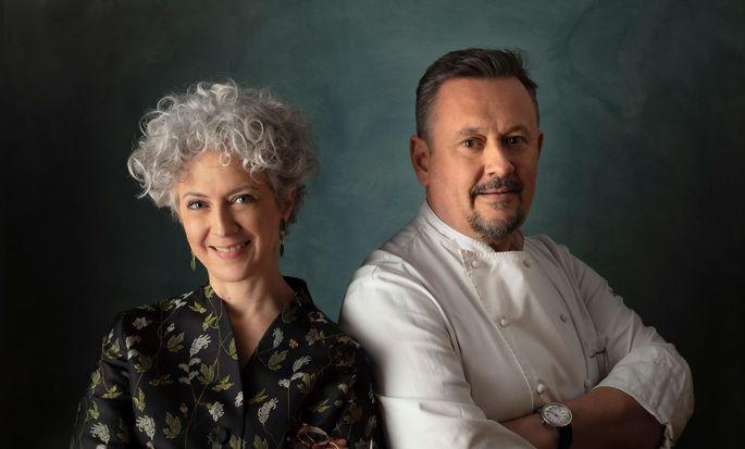 Michaela und Emanuele Scarello
