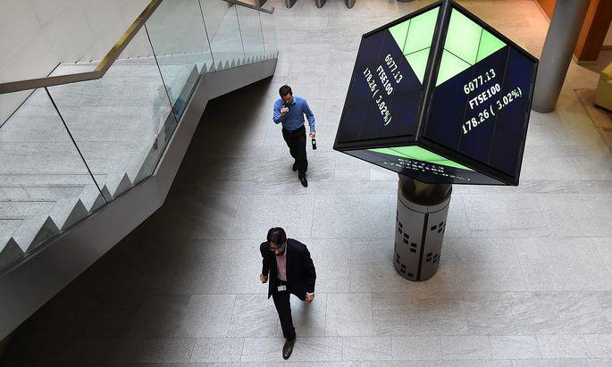London Stock Exchange (Archivbild)