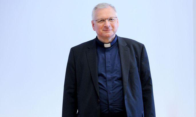 Militärbischof Werner Freistetter wird neuer Administrator der Diözese Gurk-Klagenfurt.