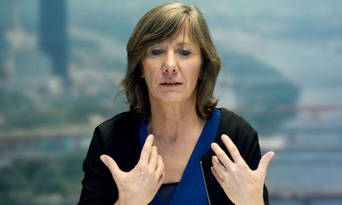 Mit Birgit Hebein an der Spitze werden die Wiener Stadt-Grünen sicher weiter nach links rücken.