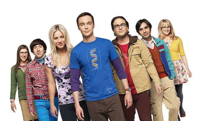 The Big Bang Theory (VI, VII)