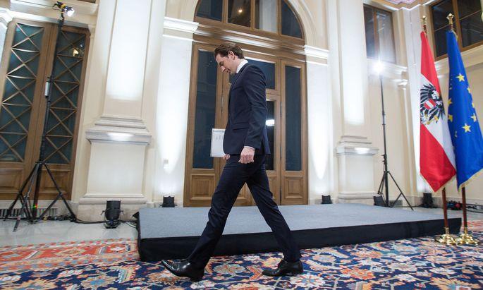 ÖVP- Chef Sebastian Kurz möchte noch vor Weihnachten zu Präsident Van der Bellen gehen, um die Verhandlungsergebnisse zu präsentieren.