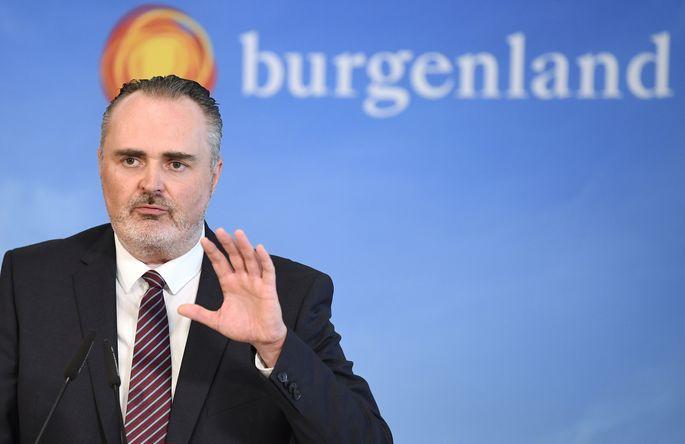 Doskozil bekräftigt, im Burgenland bleiben zu wollen.