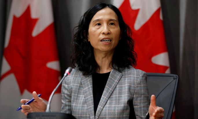 Es gebe keine Anzeichen dafür, dass sich das Virus ausgebreitet habe, sagt Theresa Tam, Chefin der Behörde für öffentliche Gesundheit (Archivbild).