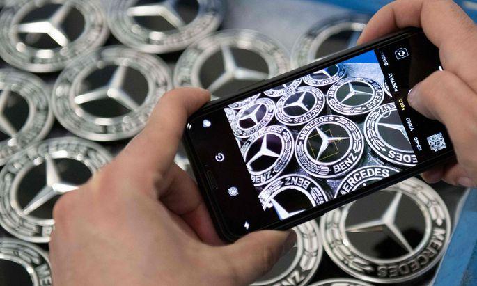 Trotz Corona-Schock hält Daimler ein positives Betriebsergebnis 2020 für möglich.
