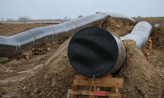 Die USA wollen Nord Stream 2 kurz vor Fertigstellung verhindern.