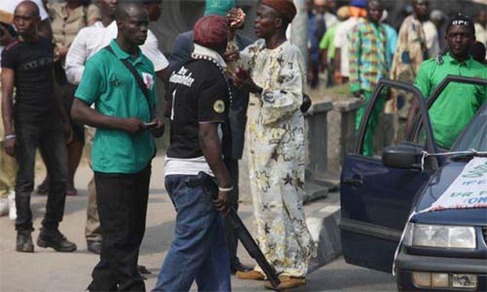 Symbolbild Anschlag Nigeria