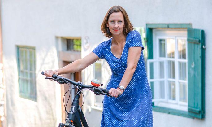 Tina Heine bespielt die Stadt noch bis zum 31. Juli mit ihrem Festival.